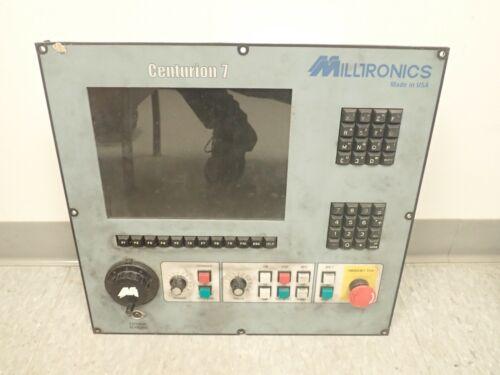 MILLTRONICS VM15XT_CENTURION 7 CONTROL PANEL_7428 *AS-IS