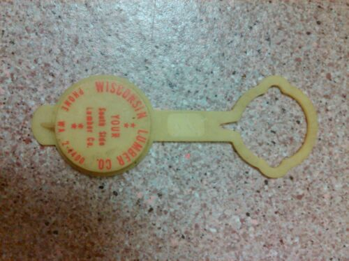 old vintage advertising Wisconsin Lumber Company Southside lumber replicap