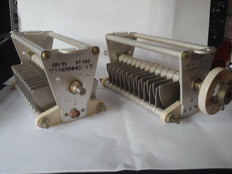 E F Johnson 16-1u1 MMF Variable Capacitor