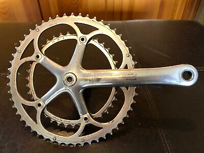 Campagnolo Record 10 Speed Crankset And Bottom Bracket 53/39 172.5mm 10 Speed Bottom Bracket