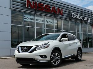 2015 Nissan Murano SL Leather Sunroof Navi AWD FREE Delivery