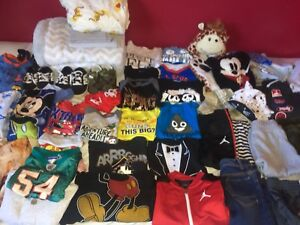 Over 60 boy items mixed lot please read