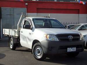 2005 Toyota Hilux Tray Ute *** $7,450 DRIVE AWAY *** Footscray Maribyrnong Area Preview