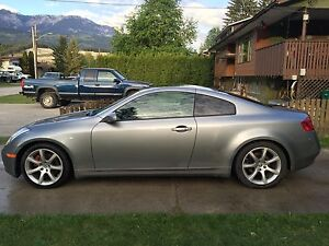 2006 infinity g35 coupe