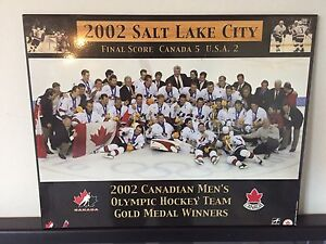 2002 Team Canada World Champion plague