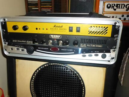 Mesa Boogie 20/20 power amp Earlwood Canterbury Area Preview