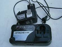 Hitachi UC18YG 7.2V-18V NI-CD Battery Charger+EBM1830 18V Battery Coopers Plains Brisbane South West Preview