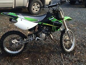 2007 kx 100 with papers new price!!