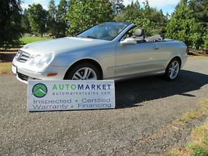 2007 Mercedes-Benz CLK350 Mint, Loaded, Insp, Warr
