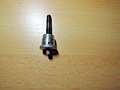 Traub A15/25 Micrometerschraube für Quersupport Gewinde M10x1