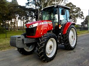 Late Model 2015 Massey Ferguson 4609 4x4 Agricultural Farm Tractor 90hp Austral Liverpool Area Preview