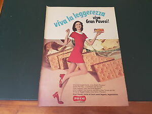 Advertising-Article-Italian-Pubblicita-GRAN-PAVESI-1973