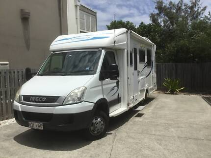 2011 Sunliner Motorhome in excellent condition Casuarina Tweed Heads Area Preview