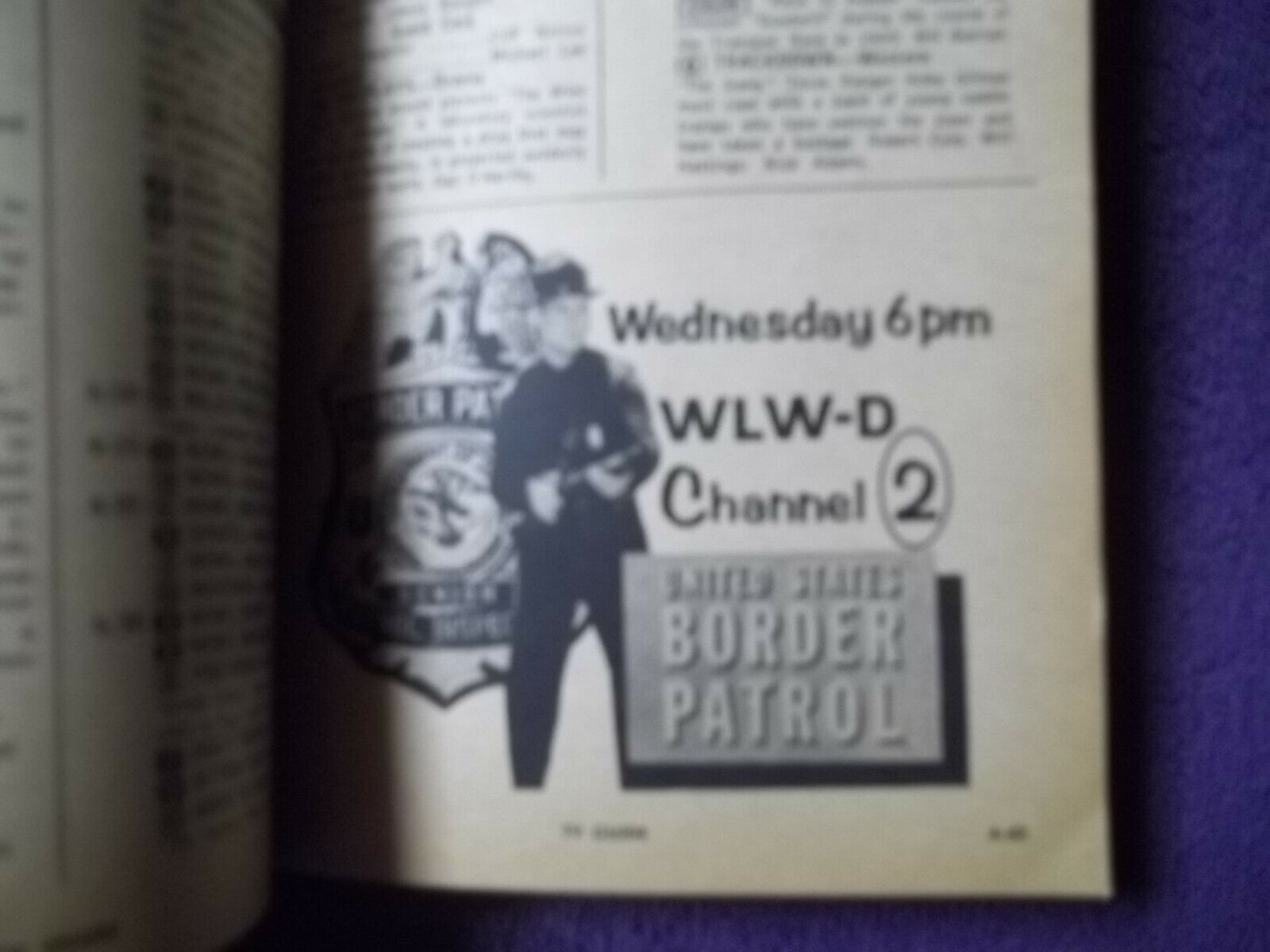 SOUTHERN OH-AUG 11-17-TV GUIDE 1962-SID CAESAR-UNTOUCHABLES-BULLWINKLE - $5.00