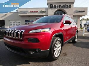Jeep Cherokee 4X4 NORTH TOIT PANO DEMARREUR A DISTANCE