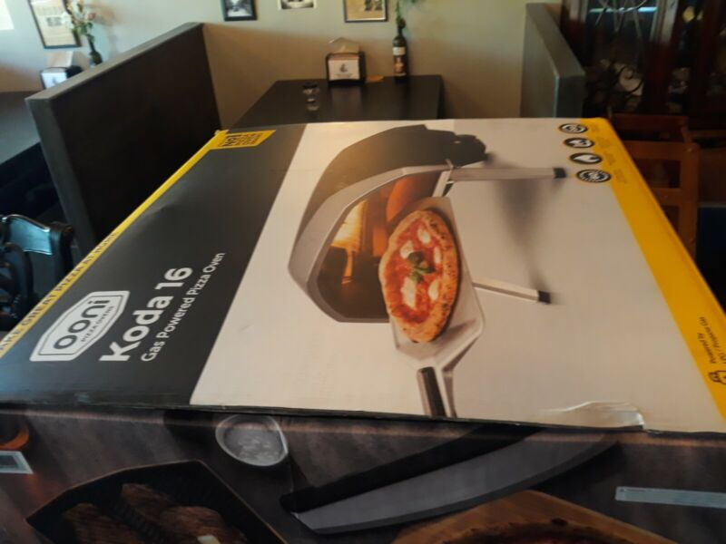 Koda 16 Pizza Oven