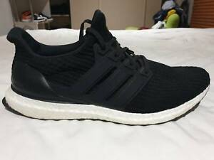 Adidas Ultraboost - Black/White - US12 - Like new