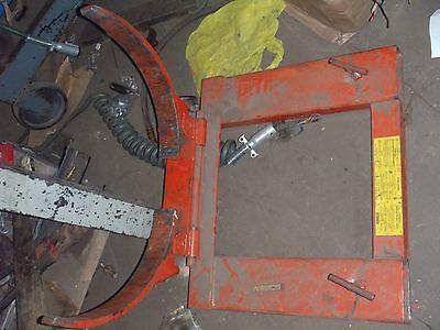 Wesco 55 Gallon Drum Forklift Attachment
