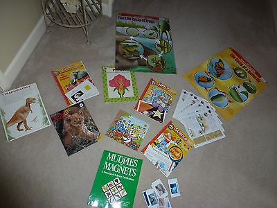 Kids Science Books Material Plants & Animals ...