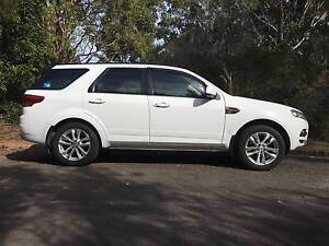 2012 Ford Territory Wagon Engadine Sutherland Area Preview