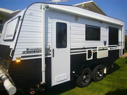 JB Scorpion 2012 Off Road Caravan Maroochydore Maroochydore Area Preview