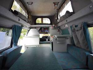 2004 Lifestyle Toyota HiAce poptop campervan Wishart Brisbane South East Preview