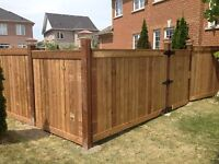 Fence and deck service Good prices
