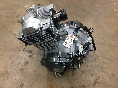 2005 YAMAHA TTR125 LE COMPLETE ENGINE MOTOR, ESTART MODEL