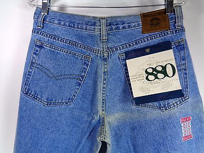 Vtg 90's Bugle Boy Company Jeans 32 x 32 Classic Fit 880 USA Faded  Boys Classic Fit Jeans