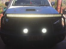 Hilux parts and light bar Nakara Darwin City Preview