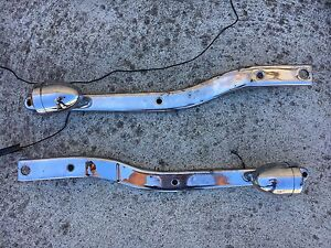 Harley Davidson Shovelhead rear struts guard mount indicators Waurn Ponds Geelong City Preview