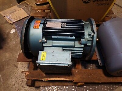 Sew Eurodrive 10 Hp Ac Electric Motor 230460 Vac 1740 Rpm Tefc Dfv132m4c-ks