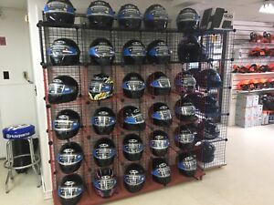 All in stock Helmets & Clothing 25% off @ DSR