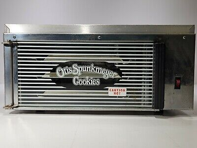 Commercial Convection Otis Spunkmeyer Cookie Oven W 3 Trays Os-1 Model Working