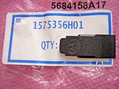 New Motorola 1575356h03 M1 Beltclip Apx6000 Apx7000 Apx8000 Inc Free Shipping