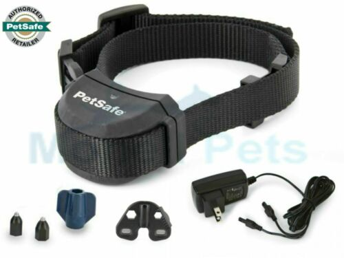 PetSafe Stay+Play Wireless Rechargeable Dog Fence Collar for