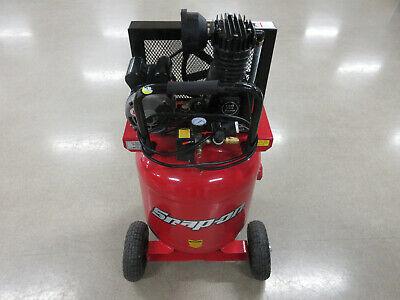 New Snap-on Bra5dv30vp 30-gallon Portable Vertical Air Compressor