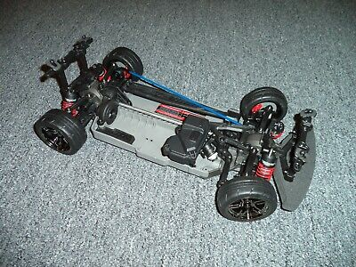 Traxxas 4-Tec 2.0 Mustang 1/10 Car On Road Roller Chassis No Electronics no Body