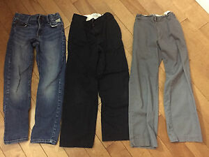 Boys size 7 pants