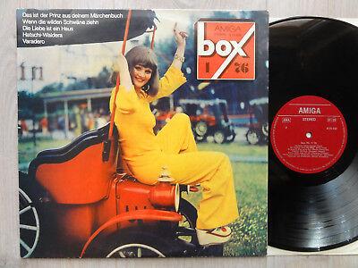 LP AMIGA Box 1/76 (Chris Doerk, Monika Herz, Rote Gitarren, Nina Hagen