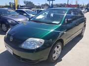 2002 Toyota Corolla Hatch Auto 108kms (Long Rego) Wangara Wanneroo Area Preview