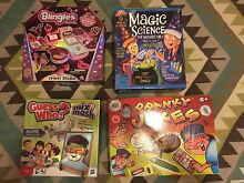 Near New Children's games 5, 6 years plus RRP$190 Cremorne Point North Sydney Area Preview