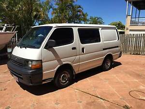 1995 Toyota Hiace Van Diesel Carseldine Brisbane North East Preview