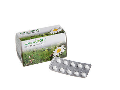 LORA ADGC 200 Tabletten bei Allergie Loratadin