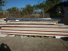 SECOND HAND TRIMDEK ROOF PANEL COOLROOM PANELS, SANDWICH PANELS-- Lawnton Pine Rivers Area Preview