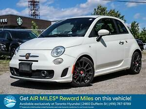 2013 Fiat 500 ABARTH, Performance exhaust, MANUAL