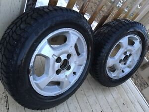 14 Inch Tires on Rims