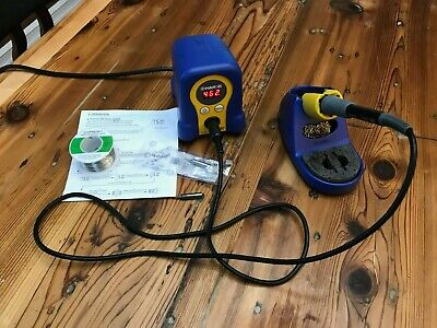 Hakko Fx888d-23by Digital Soldering Station With Extra Tips Solder
