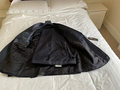 Men's Z Zegna Ermenegildo Zegna Two Piece Dinner Suit UK 46 EU...