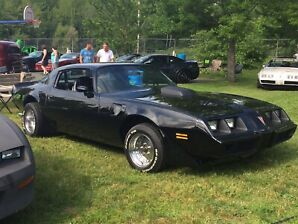 1980 Pontiac Firebird - 2nd Generation !!!